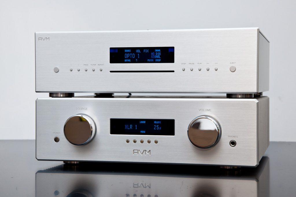 AVM Ovation MP 6.2 - zaawansowany multiodtwarzacz CD i strumieniowy