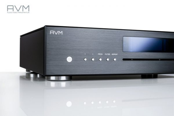 AVM - Zaawansowany odtwarzacz CD