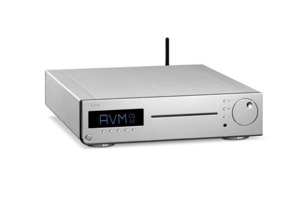 AVM CS 2.2 - Sieciowy amplituner CD