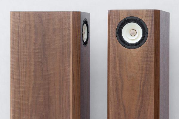 Zestaw stereo klasy premium EGG-SHELL & Bodnar Audio