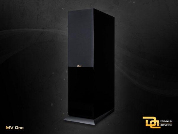 Davis Acoustics MV One - kolumny głośnikowe high-end