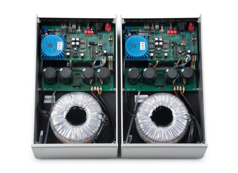 AVM Evolutio MA32.S - wzmacniacz mocy (monobloki)
