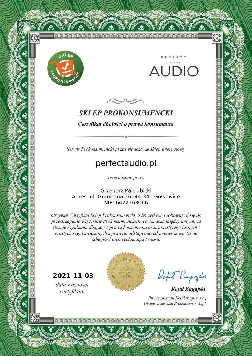 Perfect Audio - Prokonsumencki sklep internetowy