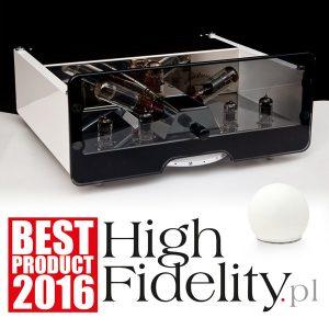 EGG-SHELL Prestige 9 - najlepszy wzmacniacz lampowy roku